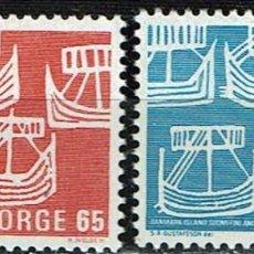 Sellos: NORUEGA 1969 (**). Lote 217825366