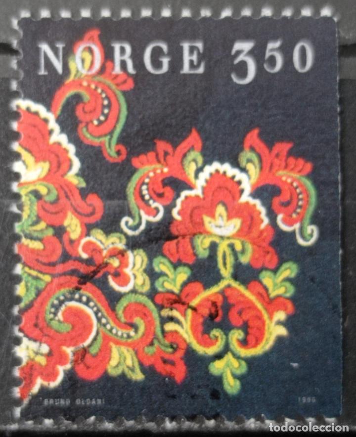 SELLOS NORUEGA (Sellos - Extranjero - Europa - Noruega)