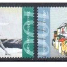Sellos: SELLOS USADOS DE NORUEGA 2012, YT 1724/ 27. Lote 253292270