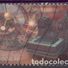Sellos: SELLO USADO DE NORUEGA 2000, YT 1297. Lote 267897224