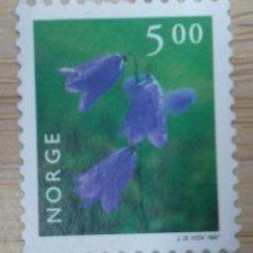 Sellos: NORUEGA 1997.. Lote 268854704