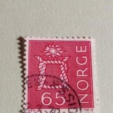 Sellos: SELLOS DE NORUEGA. Lote 268906339