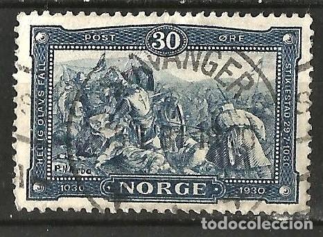 NORUEGA - 1930 - REY OLAF - USADO (Sellos - Extranjero - Europa - Noruega)