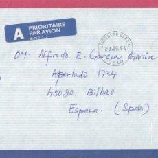Sellos: CORREO AEREO: NORUEGA 1994. Lote 277151758