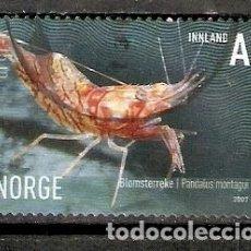 Sellos: NORUEGA. 2007.. Lote 277567663