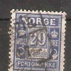 Sellos: NORUEGA. 1889. TASA YT 5. Lote 277569978