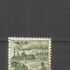 Sellos: NORUEGA YVERT NUM. 349 USADO. Lote 289437198