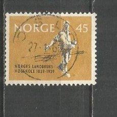 Sellos: NORUEGA YVERT NUM. 394 USADO. Lote 289438518
