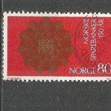 Sellos: NORUEGA YVERT NUM. 594 USADO. Lote 289478688