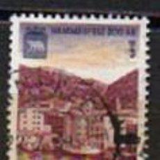 Sellos: NORUEGA IVERT Nº 973, BICENTENARIO DE LA FUNDACIÓN DE LAS CIUDADES DE VARDØ Y HAMMERFEST., USADO. Lote 295339858