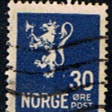 Sellos: NORUEGA // YVERT 118 // 1926-29 ... USADO. Lote 295530048