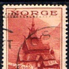Sellos: NORUEGA // YVERT 191 // 1938 ... USADO. Lote 295530288