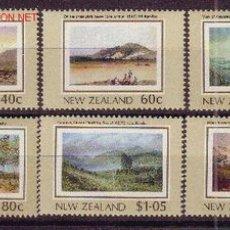 Sellos: NUEVA ZELANDA 1004/09*** - AÑO 1988 - PAISAJES. Lote 25163970
