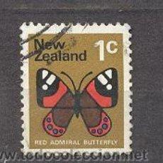 Sellos: NUEVA ZELANDA. Lote 18523226