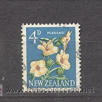 NUEVA ZELANDA (Sellos - Extranjero - Oceanía - Nueva Zelanda)