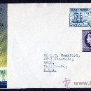 Sellos: DEPENDENCIA DE ROSS N ZELANDA AÑO 1957 SPD - ANTÁRTIDA - POLAR - MAPAS - BARCOS - AVES - PERSONAJES. Lote 27401302