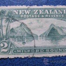 Sellos: 1903 NUEVA ZELANDA, YVERT 124. Lote 29712655