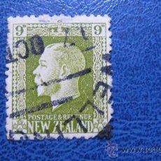 1915 nueva zelanda, yvert 160