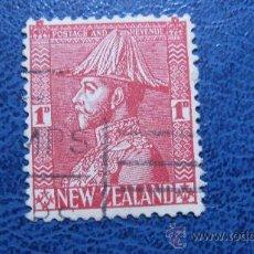 Sellos: 1926 NUEVA ZELANDA, JORGE V, YVERT 183. Lote 29713462