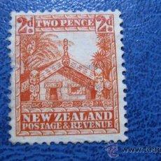 Sellos: 1935 NUEVA ZELANDA, YVERT 196. Lote 29717902