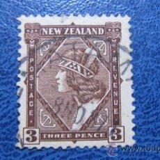 Sellos: 1935 NUEVA ZELANDA, YVERT 198. Lote 29717921