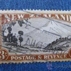 Sellos: 1935 NUEVA ZELANDA, YVERT 206. Lote 29723055