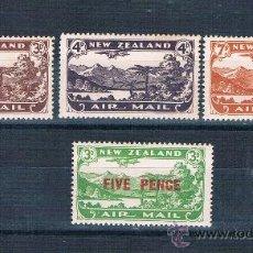 Sellos: NUEVA ZELANDA. Lote 31951188