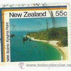 Timbres: NUEVA ZELANDA. Lote 40140581