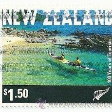 Timbres: NUEVA ZELANDA. Lote 41052595