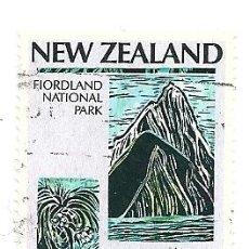 Timbres: NUEVA ZELANDA. Lote 41052598
