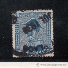 Sellos: NUEVA ZELANDA 184 USADA, GEORGE V . Lote 43527070