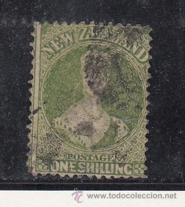 NUEVA ZELANDA 36 USADA, (Sellos - Extranjero - Oceanía - Nueva Zelanda)