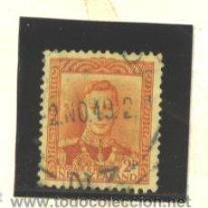Sellos: NUEVA ZELANDA 1947 - SG NRO. 680 - USADO -. Lote 44689954