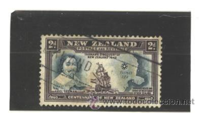 NUEVA ZELANDA 1940 - SG NRO. 616 - USADO - (Sellos - Extranjero - Oceanía - Nueva Zelanda)
