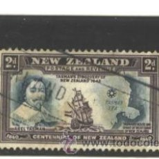 Sellos: NUEVA ZELANDA 1940 - SG NRO. 616 - USADO -. Lote 44690025