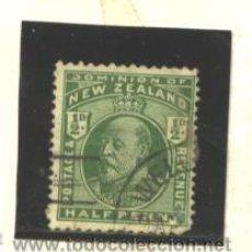 Sellos: NUEVA ZELANDA 1909 - SG NRO. 387 - USADO. Lote 44706070