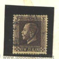 NUEVA ZELANDA 1915-22 - YVERT NRO. 152 - USADO