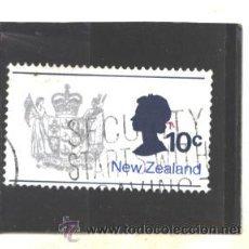 Sellos: NUEVA ZELANDA 1970 - SG NRO. 925 - USADO. Lote 52980915