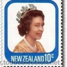 Sellos: NUEVA ZELANDA 1977 REINA ELIZABETH NUEVO LUJO MNH *** SC. Lote 53103686