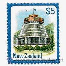 Sellos: NUEVA ZELANDA. Lote 53818377