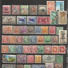 Timbres: G76-LOTE SELLOS ANTIGUOS NUEVA ZELANDA COLONIA INGLESA,TERRITORIO REINO UNIDO,GRAN BRETAÑA.SIN TASAR. Lote 77630537