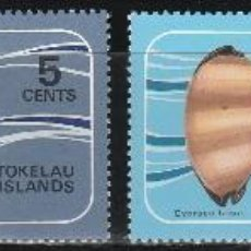Sellos: TOKELAU ISLANDS. SERIE. IVERT # 41-4 **.MNH.(16-393). Lote 86406020