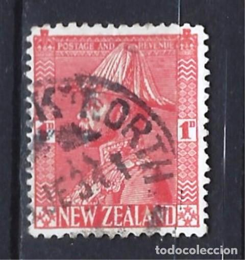 NUEVA ZELANDA - SELLO USADO (Sellos - Extranjero - Nueva Zelanda)