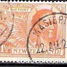 Sellos: NUEVA ZELANDA 1920 - USADO. Lote 99415083