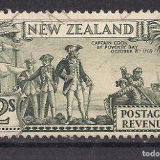Sellos: NUEVA ZELANDA 1935 - USADO. Lote 99416579