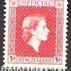 Sellos: NUEVA ZELANDA 1954 - NUEVO. Lote 99420099