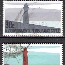Sellos: NUEVA ZELANDA 1981 - USADO. Lote 99421751