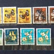 Sellos: NUEVA ZELANDA -SELLOS USADOS. Lote 99961783