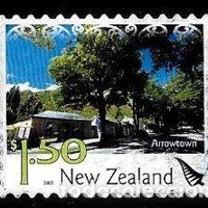 Sellos: NUEVA ZELANDA. Lote 104013499