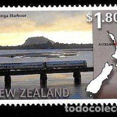 Sellos: NUEVA ZELANDA. Lote 104013979